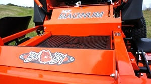 Bad Boy 54 Inch Bad Boy MZ Magnum Kawasaki Engine