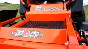 2017 Bad Boy 54 Inch Bad Boy MZ Magnum Kawasaki Engine